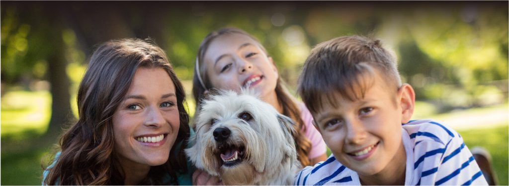 Family with Dog   Signature MGMT